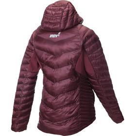 inov-8 Thermoshell Pro FZ Jacket Women purple / blue grey